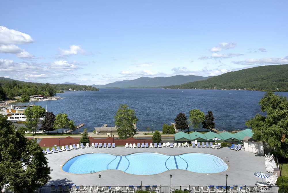 Fort William Henry Hotel Pool