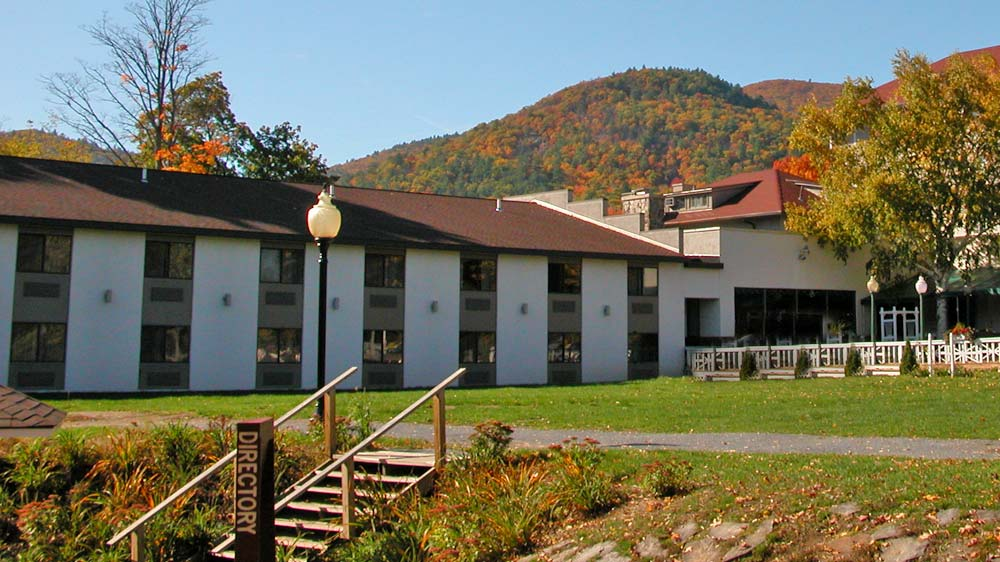 The Premium East Wing at The Fort William Henry Hotel in Lake George Village