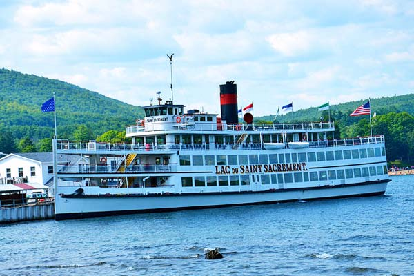 Lake George Steamboat Cruise