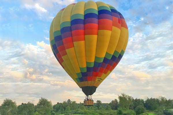 Lake George Hot Air Ballooning