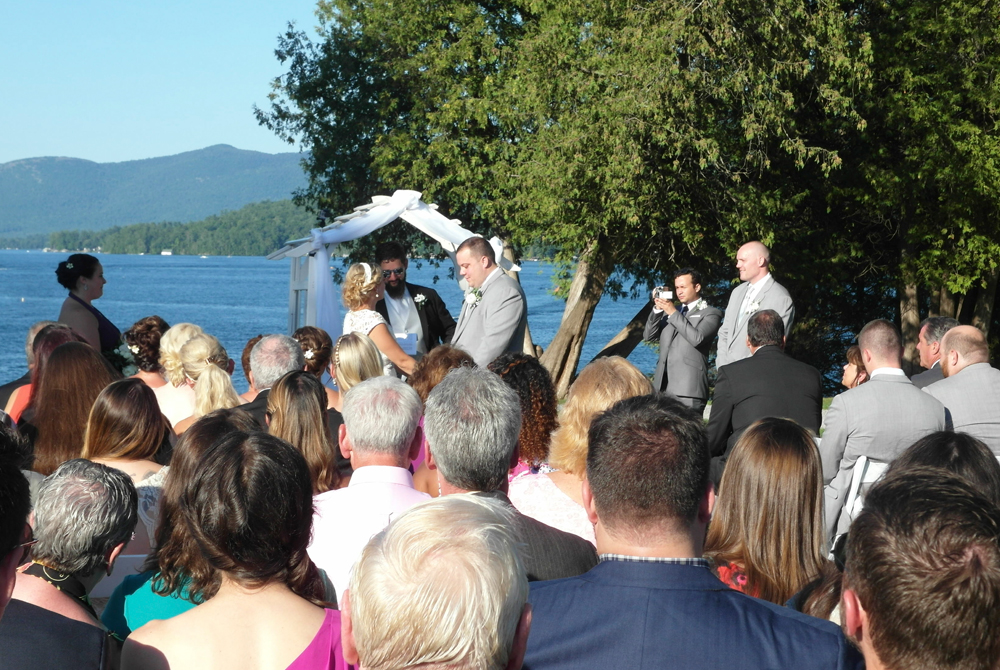 Best weddings in Lake George